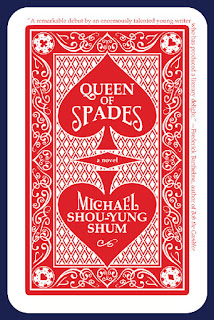 Interview with Michael Shou-Yung Shum, author of Queen of Spades