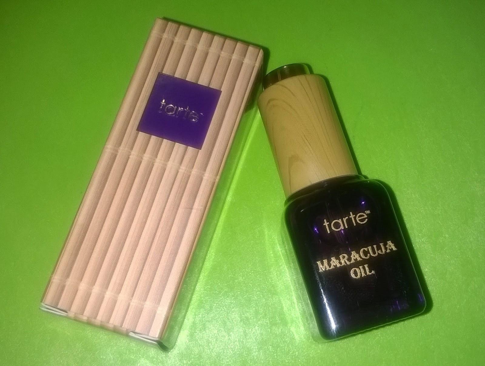 Tarte Deluxe Maracuja Oil