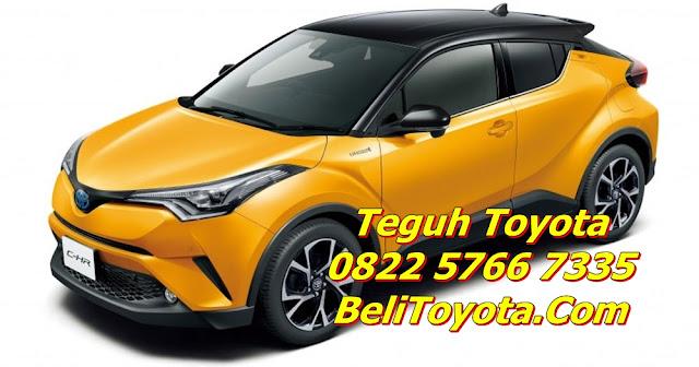 Promo Harga Toyota C-HR Surabaya
