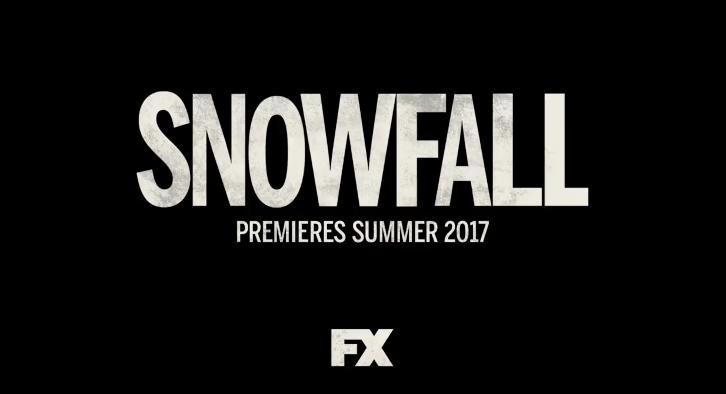 Snowfall - Teaser Promo