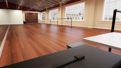 Tesla3dCorp Dance Studio