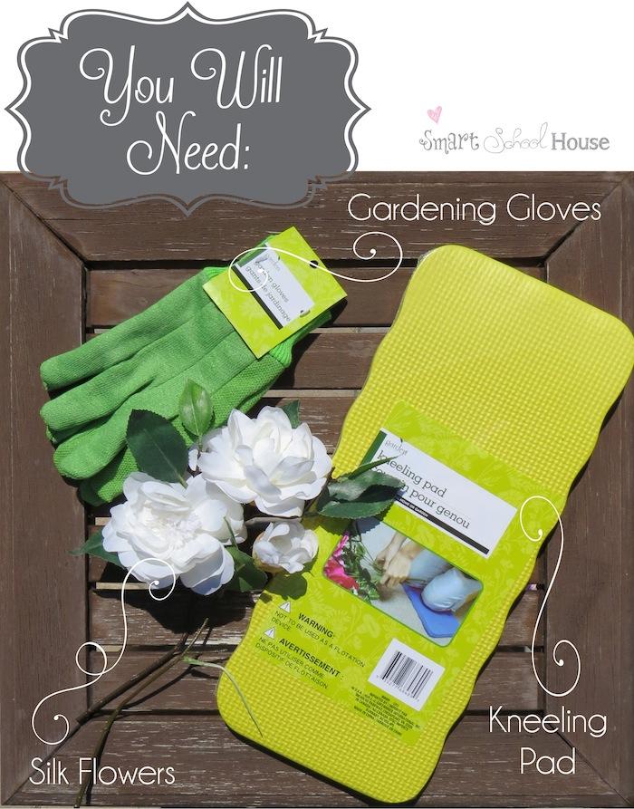 Pretty Gardening Accessories (Supplies) #DIY #Gardening #Spring