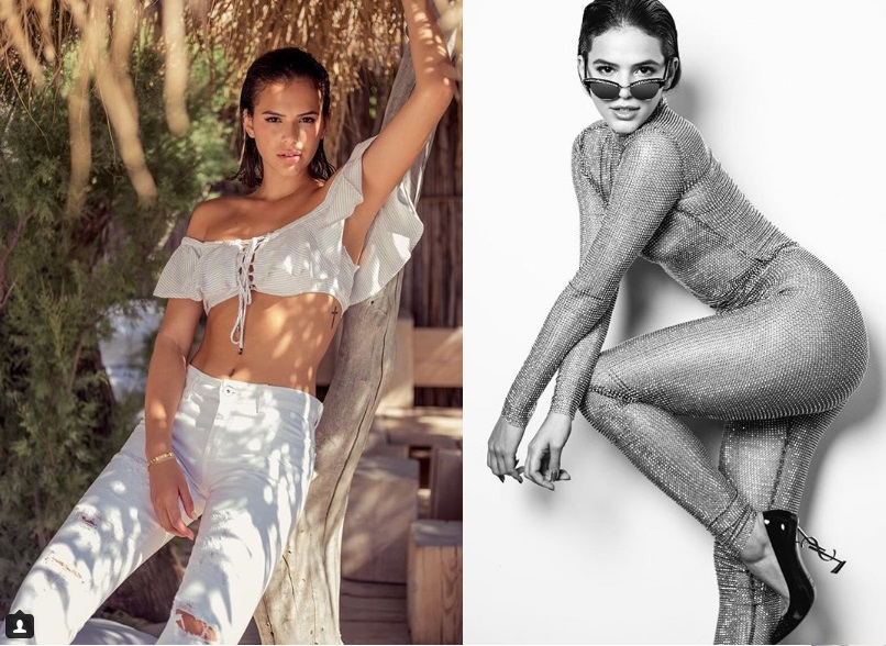 Bruna Marquezine Hottest WAGS going to FIFA World Cup 2018