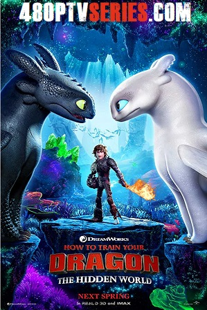 How to Train Your Dragon 3 The Hidden World (2019) Full English Movie Download 720p 480p HD-CAM thumbnail