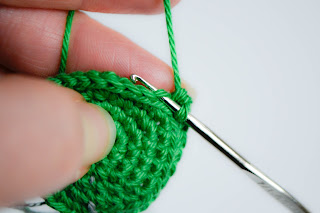 St. Patrick's Day Top Hat Free crochet pattern  LaCigogne