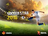 Download game Soccer Star 2016 World Legend MOD APK versi 3.1.1 (unlimited Money)