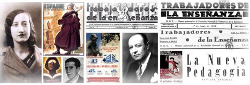 130 Aniversario de UGT, historia de FETE-UGT, Enseñanza UGT Ceuta, UGT, FETE-UGT