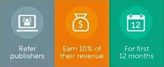 Make Money with Infolinks Affiliate Program