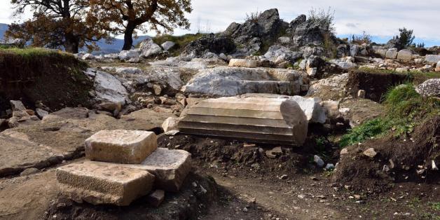 Πίνδος: Η αρχαία ελληνική πόλη που βρέθηκε στα σύννεφα
