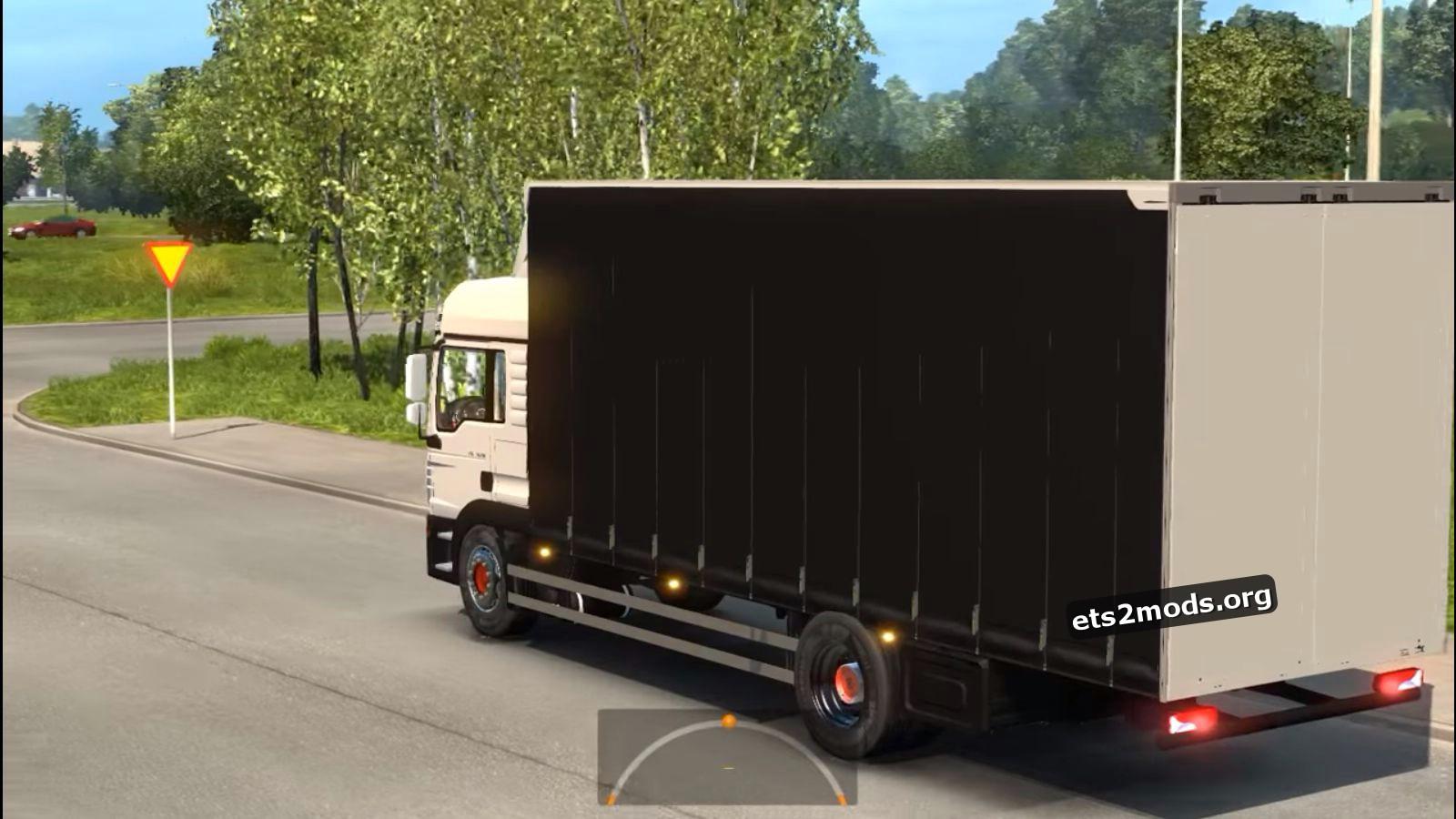 MAN TGL Truck