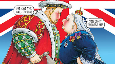 Horrible Histories at Worthing theatre