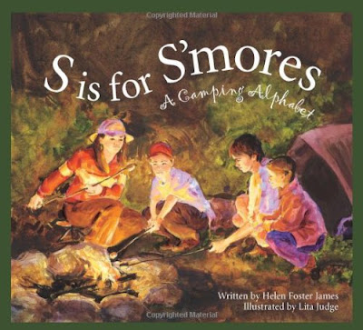 S is for S'mores Book Review