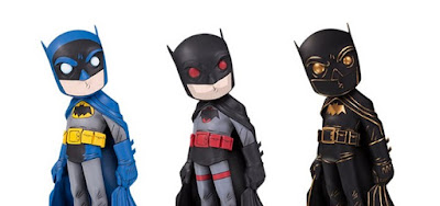 San Diego Comic-Con 2018 Exclusive Batman DC Comics Artists Alley Statues by Chris Uminga x DC Collectibles x Entertainment Earth