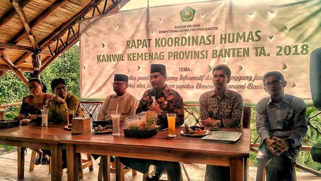 Muncul Kabar Korban Tsunami Banten demi Bantuan Dipaksa Pindah Agama