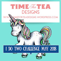 Time For Tea May 2018 Challenge
