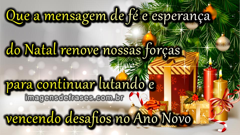 Frases Para Desejar Feliz Natal Frases E Imagens