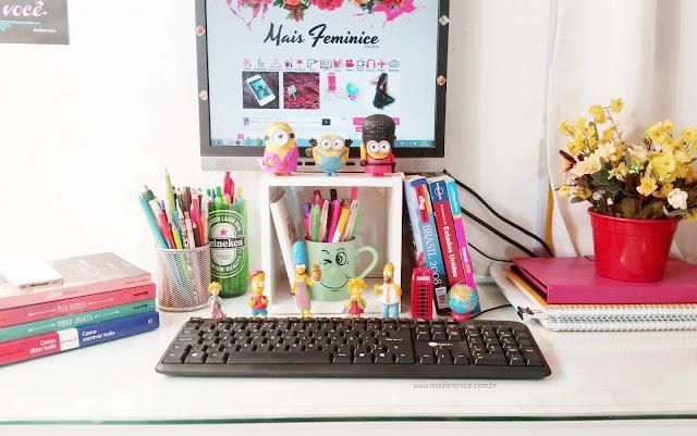 Decoraçãoo Home Office