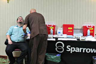 Celiac Disease Screening at Lansing Gluten Free Fair