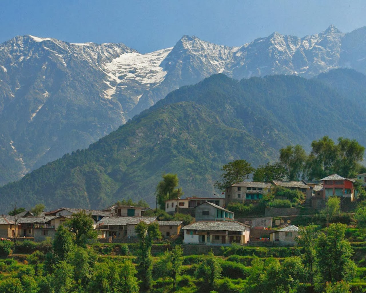 Dharamshala - A massive beauty of the nature