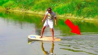 How to make a Electric Surfboards