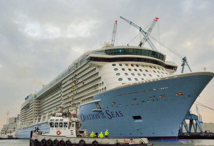 Ovation of the Seas Godmother Revealed