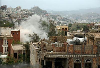 L'ONU accuse la coalition arabe d'être responsable du raid aérien au Yémen dans - DROIT a16