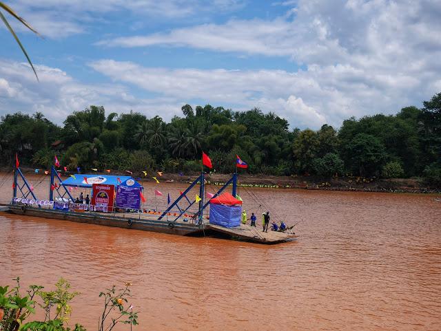 Luang Prabang boat festival