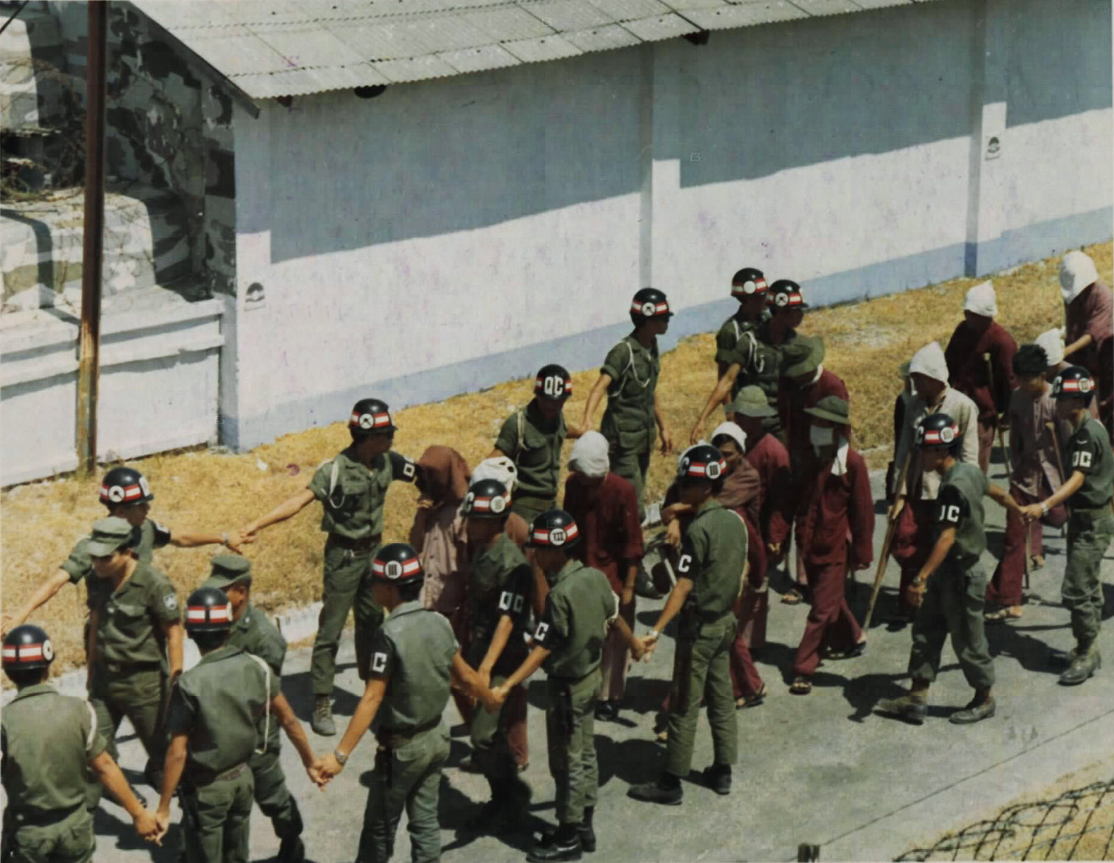 1973 POW Release at Bien Hoa