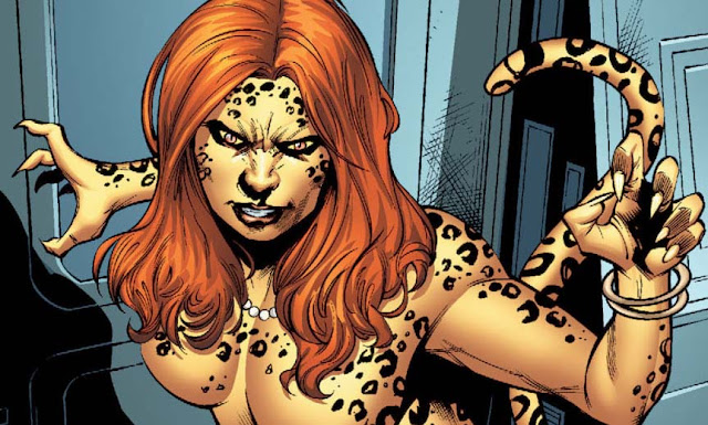 cheetah musuh wonder woman