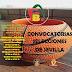Nuevas convocatorias de las selecciones de Sevilla. Seguimos trabajando con cinco selecciones