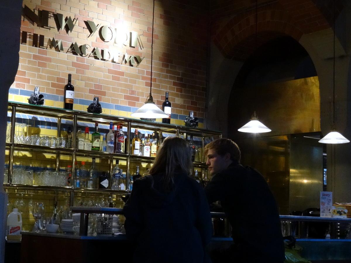 New York Film Academy Cafe Amsterdam