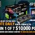 Win 1 of 7 $10,000 custom gaming PC #Worldwide