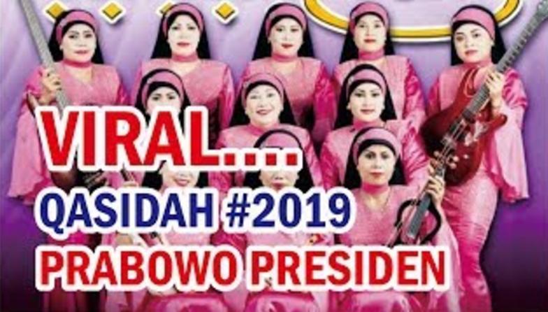 Lirik Lagu Qosidah Ganti Presiden dan Versi Aslinya Nasidaria