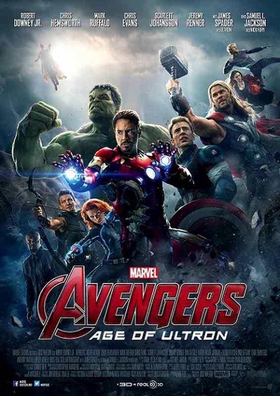 فیلم دوبله: انتقام جویان - عصر اولتران (2015) The Avengers Age of Ultron