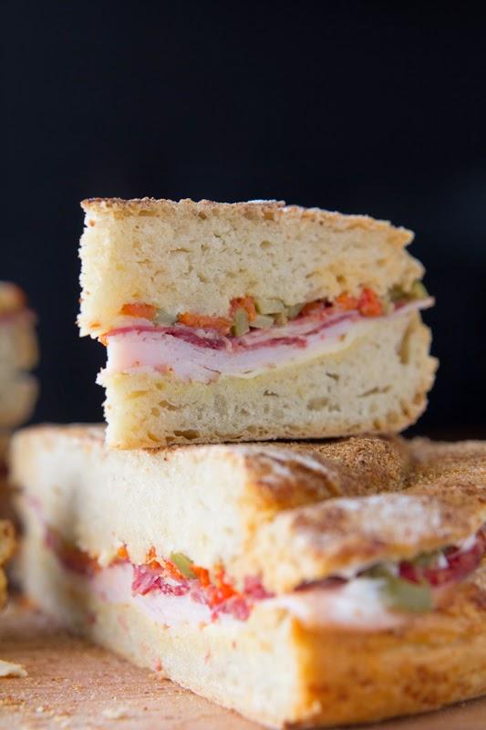 Un pan con embutidos para recordar buenos tiempos
