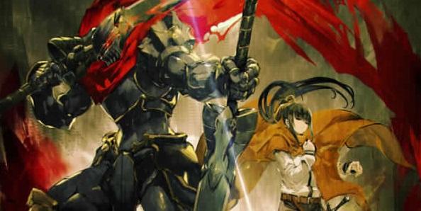 New Overlord: The Dark Warrior Anime Film Visual Revealed + Trailer.