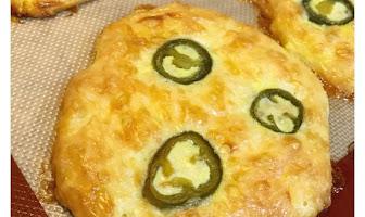 Quick Keto Jalapeno Cheese Bread Recipe