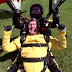 101-Year-Old Sets Record As World's Oldest Skydiver