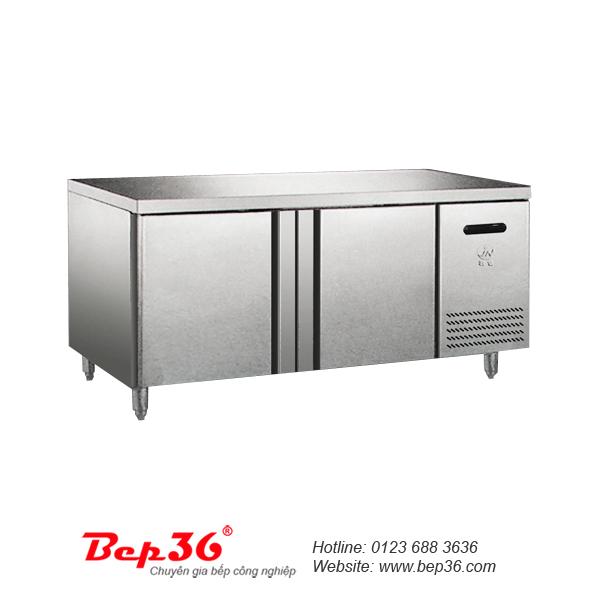 Bàn mát, bàn lạnh công nghiệp thương hiệu Bếp 36, chất lượng cao, giá tốt