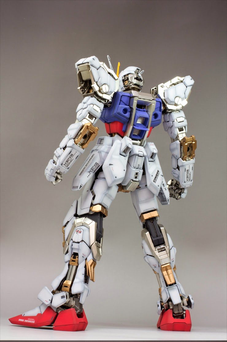 custom build  pg 1  60 strike gundam  u0026quot detailed u0026quot