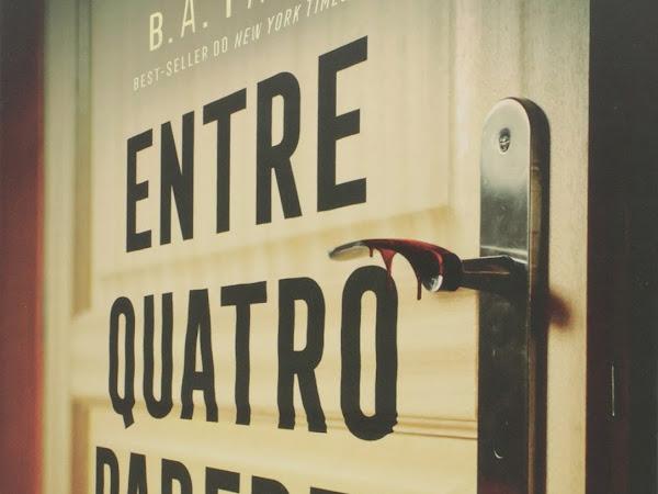 Resenha: Entre Quatro Paredes - B. A. Paris