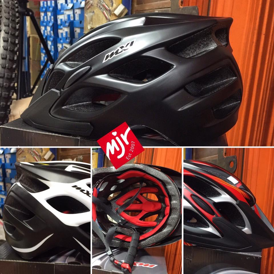 Helm Sepeda MXL Sv27 Mirip Fox Flux