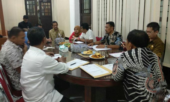 Tindak Lanjuti Aspirasi Penyuluh Pertanian, Komisi III DPRD Sinjai Konsultasi ke Pemprov