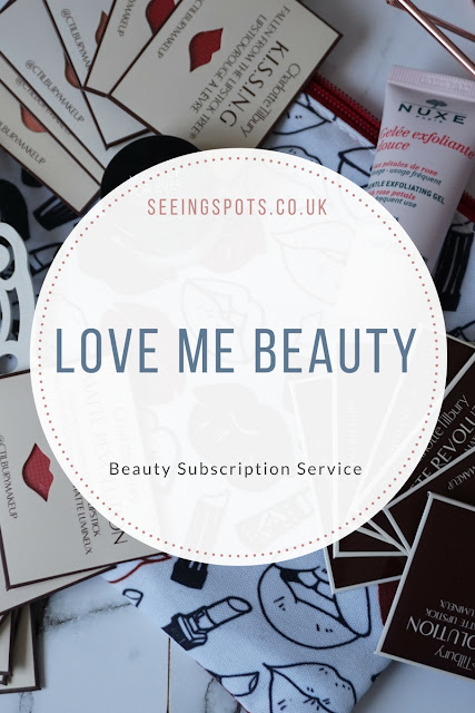 Love Me Beauty - February 2017