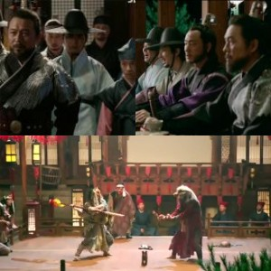 Sinopsis Six Flying Dragons Episode 1
