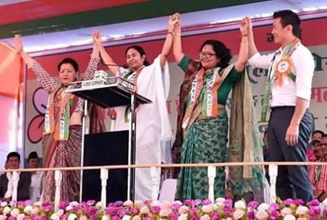 Mamata to visit Siliguri again to campaign for Baichung
