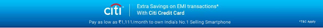 Citi credit card offer: