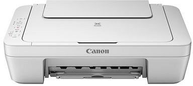 S printer is an All inwards all for the cost a practiced device Canon Pixma MG2555S Driver Download