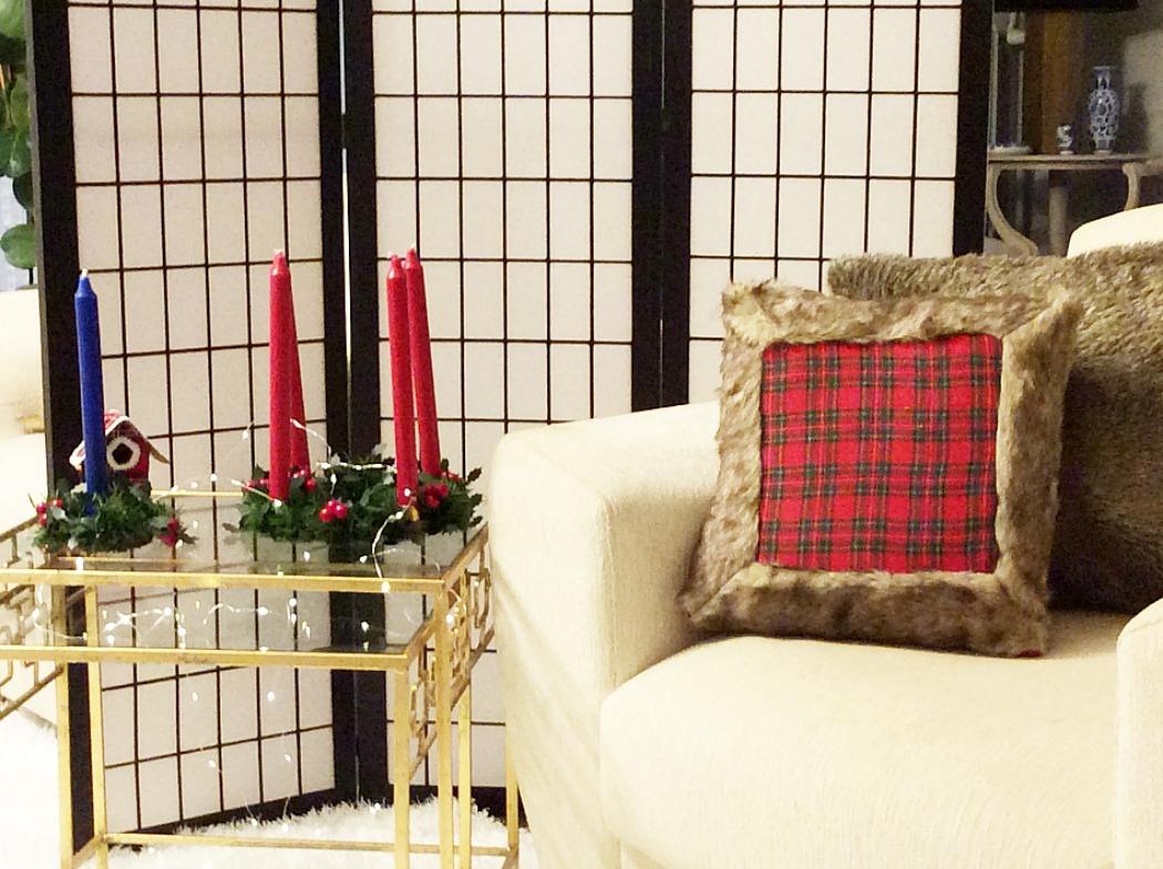Χριστουγεννιάτικα κηροπήγια