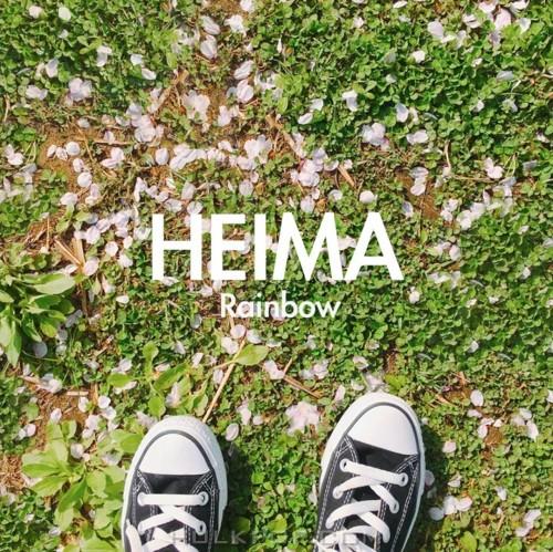 HEIMA – Rainbow – Single